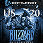 Battle.net Gift Card 20$ (US регіон) - оплата через інтернет