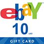 eBay Gift Card 10$ (US регіон) - оплата через інтернет