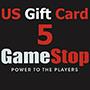 GameStop Gift Card 5$ (US регіон) - оплата через інтернет