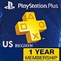 Playstation Plus Card 1 рік (US регіон) - оплата через інтернет