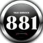 Taxi 881 (Kamenskoe)