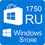Windows Store 1750 RU