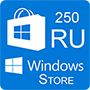 Windows Store 250 RU