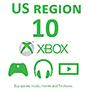 Xbox Gift Card 10$ (US регион) - оплата через интернет